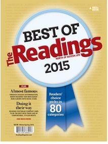 Selected as the BEST photographer in Reading MA!