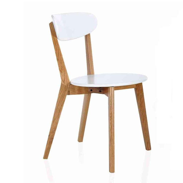 Modelos de sillas de madera para comedor for Sillas de madera modernas