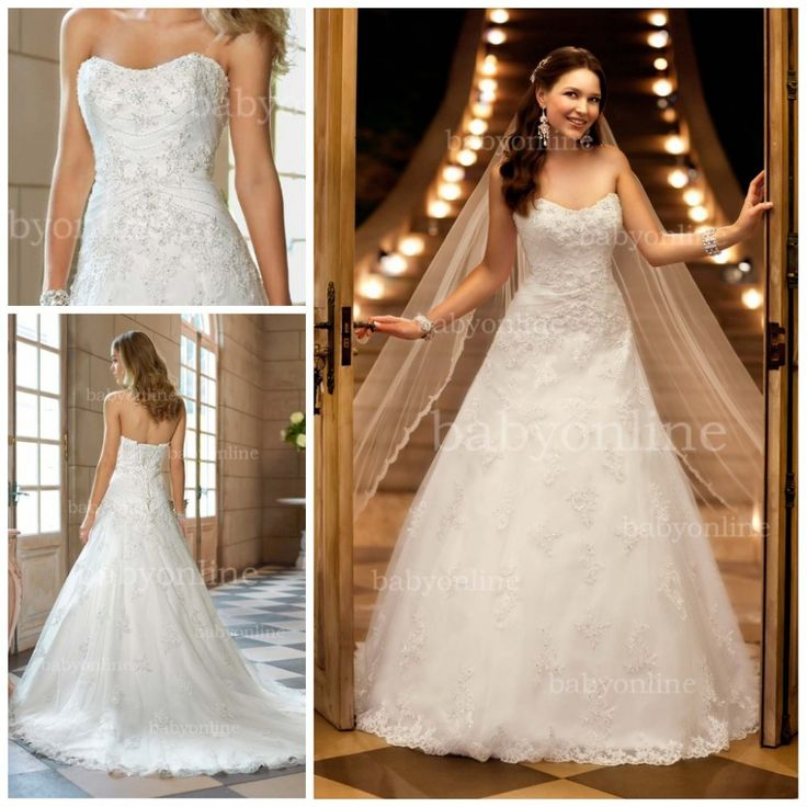 2014 New Style Beaded Lace Wedding Dresses With Crystal Free Shipping Gown 5756 18900