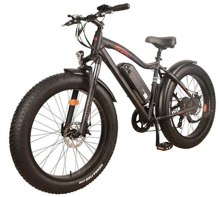 <b>NEW</b>! DJ Fat Bike 750W <b>48V 13Ah</b> Power Electric Bicycle, Samsung ...