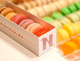 Nadege Patisserie - melt in your mouth macarons