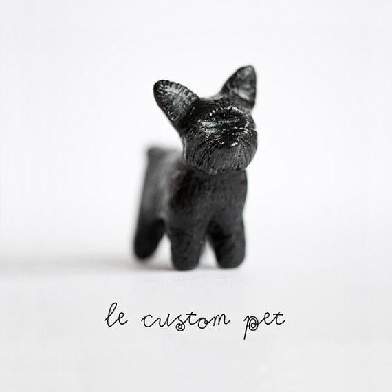 custom handmade pet figurines!