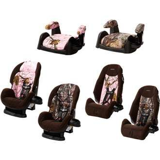 Real Tree Baby Stuff Cosco Realtree Collection Car Seat