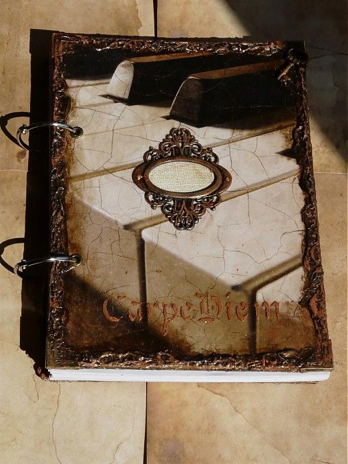 Každý deň tvojho života má svoju pieseň ♪♫♪♫♪ by Preciouss - SAShE.sk - Handmade Zápisníky