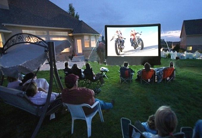 235.00$ Buy here - http://alim9l.worldwells.pw/go.php?t=32734403663 - Giant Outdoor Inflatable Movie Screen For Sale Open Air Cinema Home Projector Screen With Factory Price