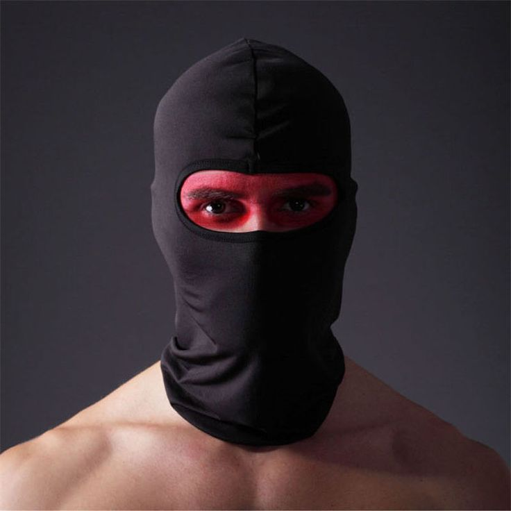 Motorcycle Cycling Neck Protecting Outdoor Lycra Balaclava Full Face Mask Cool #Unbranded