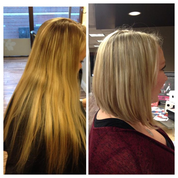 111 best hair growth to donate it images on pinterest longer fresh cut highlights fabulous transformation pmusecretfo Image collections