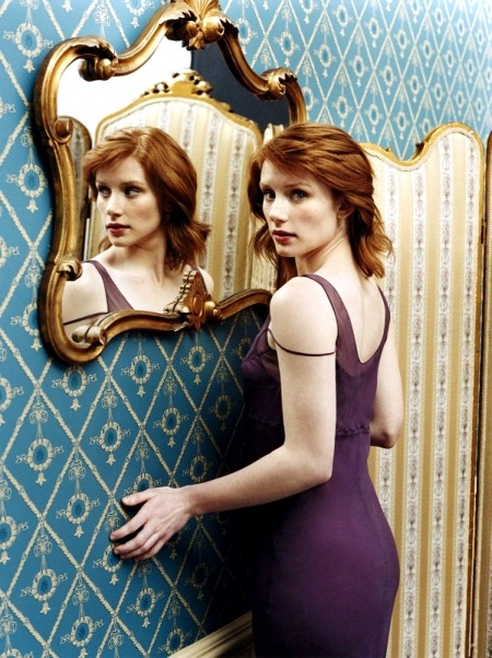 Bryce Dallas Howard  I still honestly can't believe this is ron howards daughter