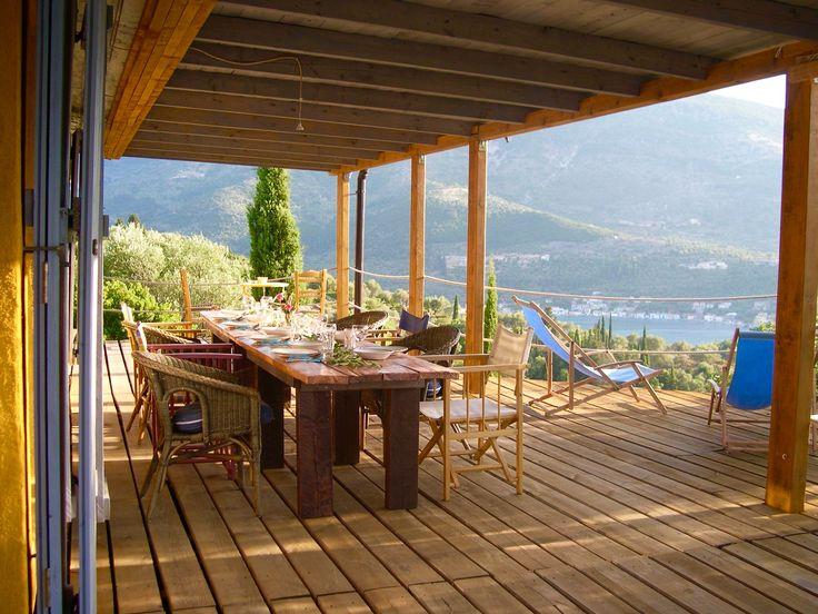 Cottage Mnimata,terrace