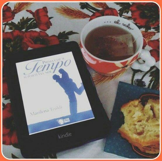 <<Prima che il tempo si porti via noi>> by Marilena Tealdi #romance