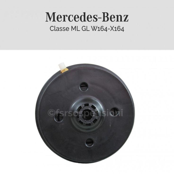 Molla ad aria Mercedes-Benz Classe ML W164 posteriore destro/sinistro