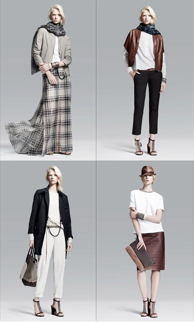 Brunello Cucinelli: Shop the Lookbook with Looks Selected by Linda Fargo