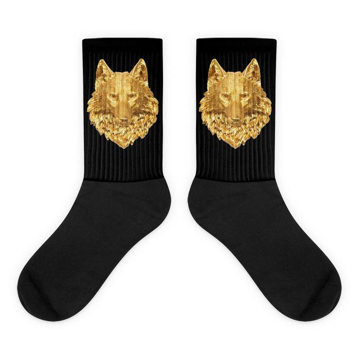 Blackfoot Black Gold Socks