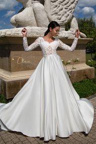 wedding dress Carmen - Tina Valerdi 2017