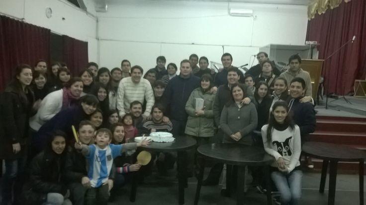 Amigos y hermanos ICLP