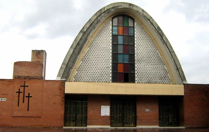 Parroquia Nuestra Señora de Chiquinquirá, El Cerrito | livevalledelcauca.com