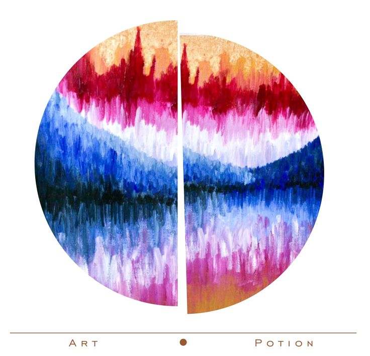 Abstract acrylic paintings for sale, abstract landscapes, home wall decor, art potion gallery!