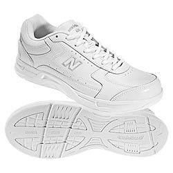 New in the Box New Balance Men's 576 Walking Shoe in All White