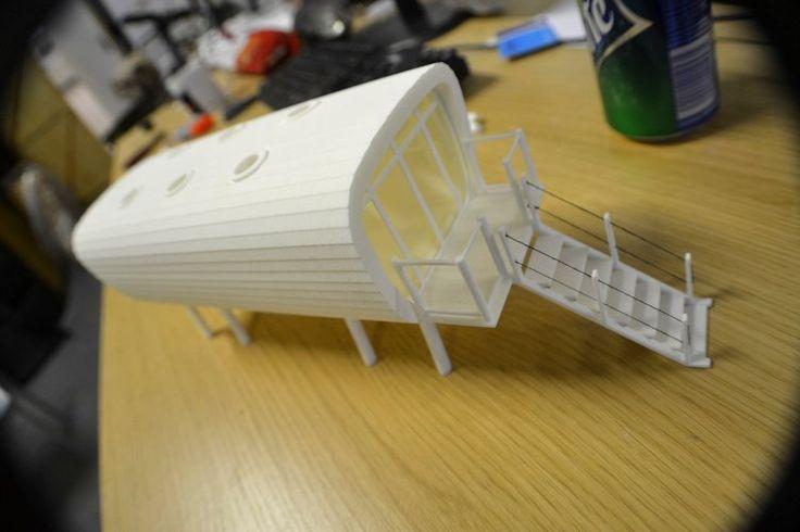 Cottage 3D Print