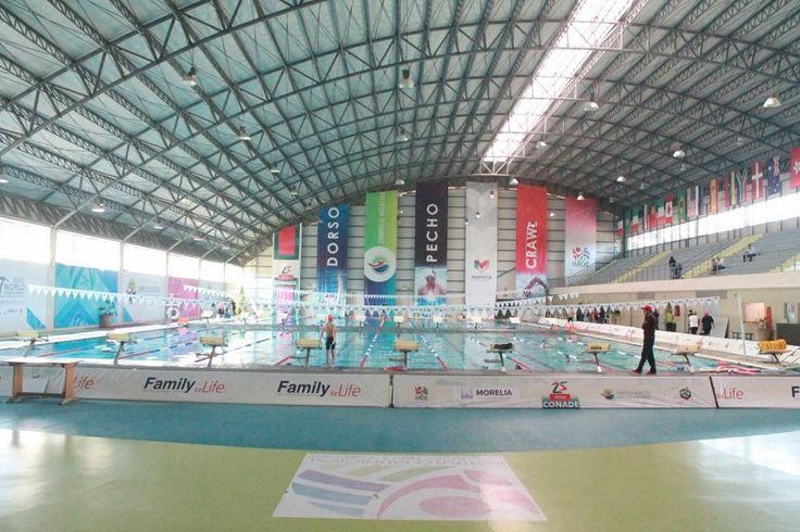 La ciudad de la cantera rosa, levanta la mano para una vez más, con el firme propósito de ser la sede del Campeonato Mundial de Natación, ahora en la modalidad ...