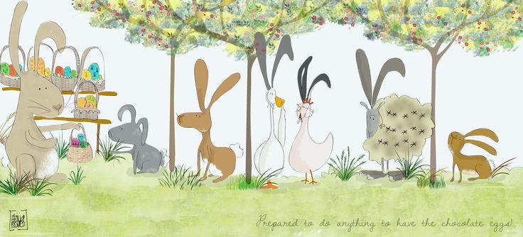 Ma se io tentassi...?!: Happy Easter