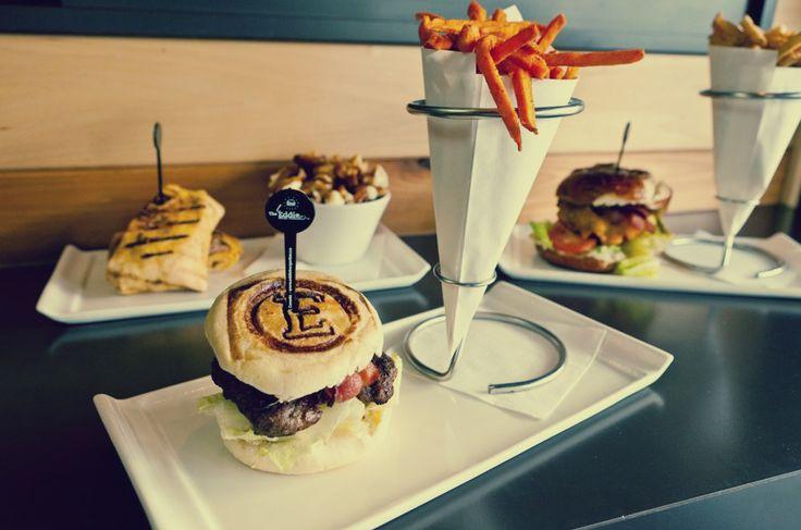 Banff restaurants - Eddie Burger Bar