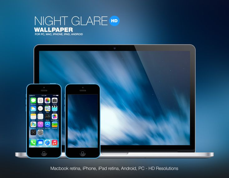 Night Glare HD Wallpaper by Martz90.deviantart.com on @deviantART