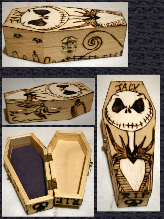 Hey, I found this really awesome Etsy listing at https://www.etsy.com/listing/202306043/jack-nightmare-before-christmas-coffin
