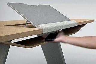 "Retrospectiva 2013 - Mesa ergonômica para laptop ""Biuro"""