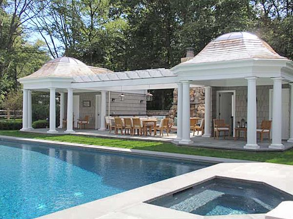 157 Best Pools And Pool Houses Images On Pinterest Pool Houses