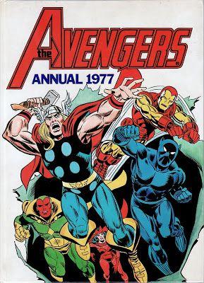 Marvel UK, Avengers Annual 1977