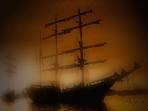 "Ghostship..""Mary Celeste"""