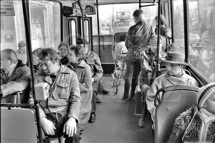 Berlin-Linienbus Nr 78-1986