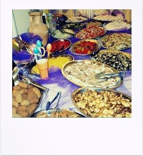 Dettaglio del buffet pasquale. http://www.hoteltorinojesolo.it