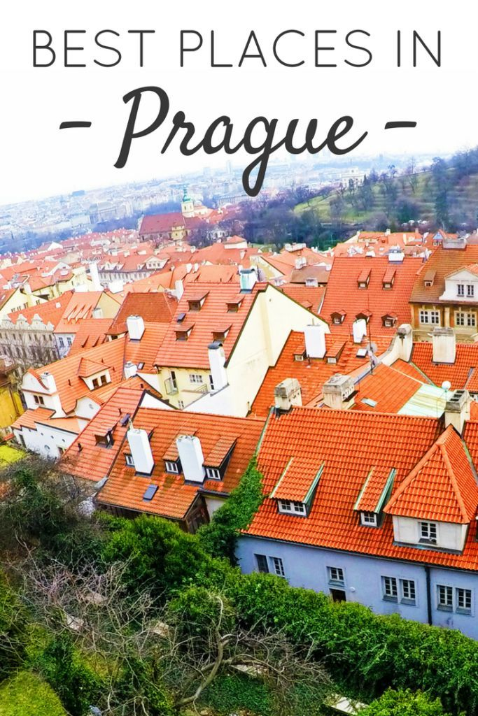 Falling For Czech Republic: The Best places to see in Prague