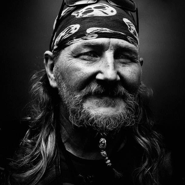 En images : des portraits de Bikers | Konbini