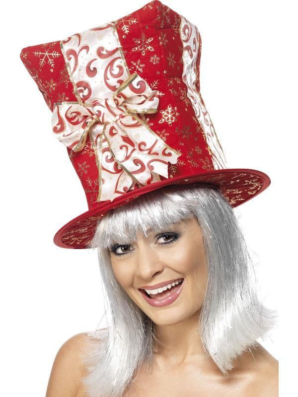 Giftbox Christmas Hat Christmas Hat Christmas Fancy