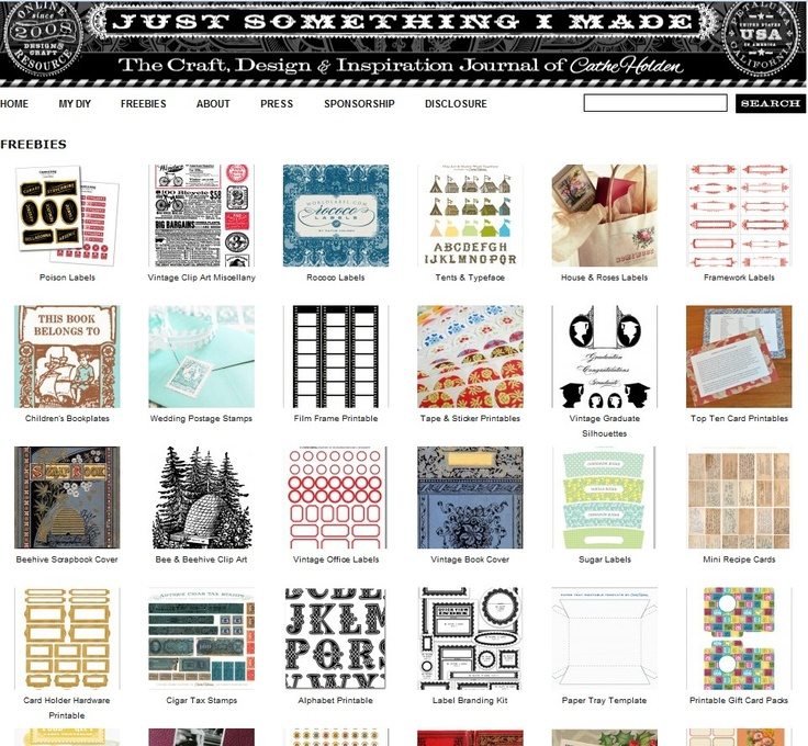Wow!!!! LOTS of Great Printables free √