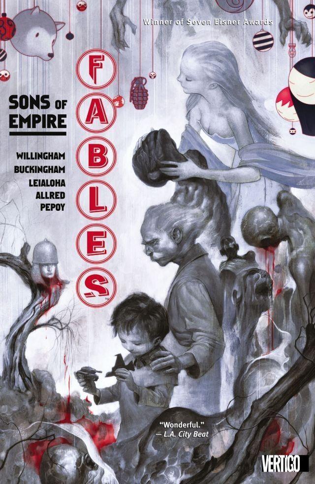 FABLES VOL. 9: SONS OF EMPIRE | Vertigo Comics