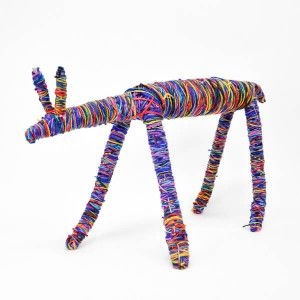 tjanpi desert weavers aboriginal baskets art sculpture ethical weavers weaving indigenous central australia
