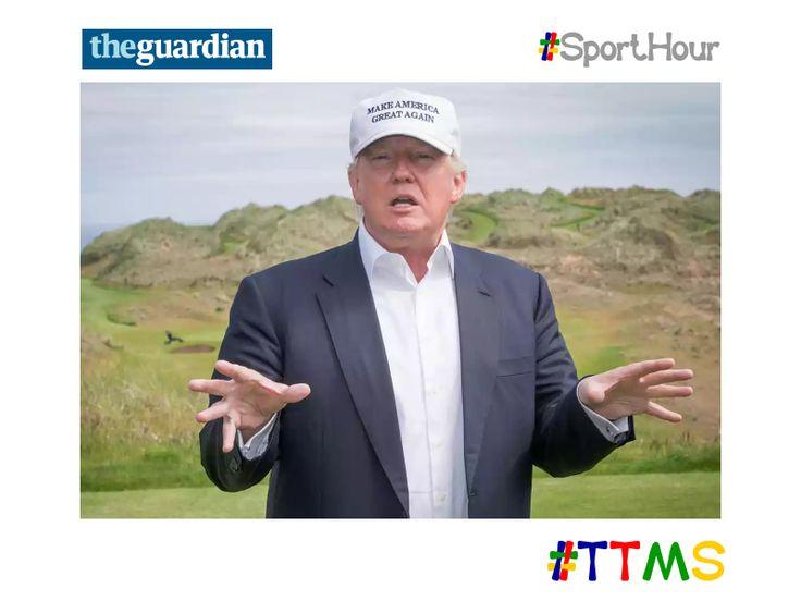 #trump #aberdeen #golfcourse front runner to host #2019scottishopen ttms.blog/ZoQPWC #ttms #sporthour #scotland #scottishopen #golf