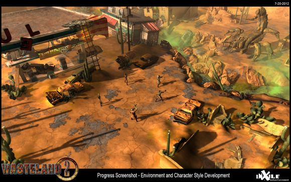Brian Fargo talks Wasteland 2 and the future of PC gaming | PCWorld