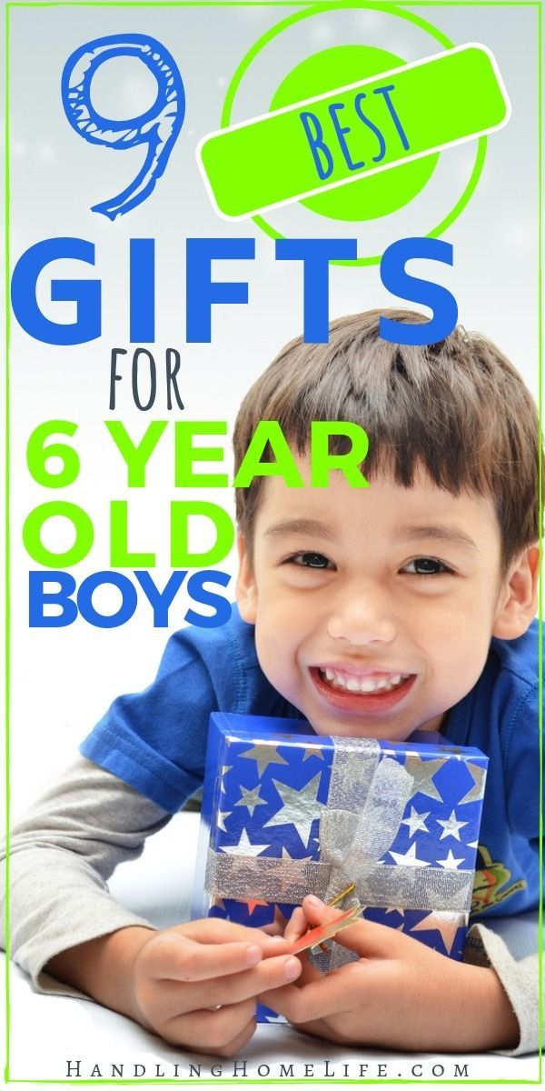 Christmas 2019 Ideas For 6 Year Old Boys The 9 Best Gifts to Buy for 6 Year Old Boys in 2019 | Gift ideas