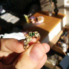 Elven Ring 8  - Toffe huwelijksaanzoeken #1 - Manify.nl
