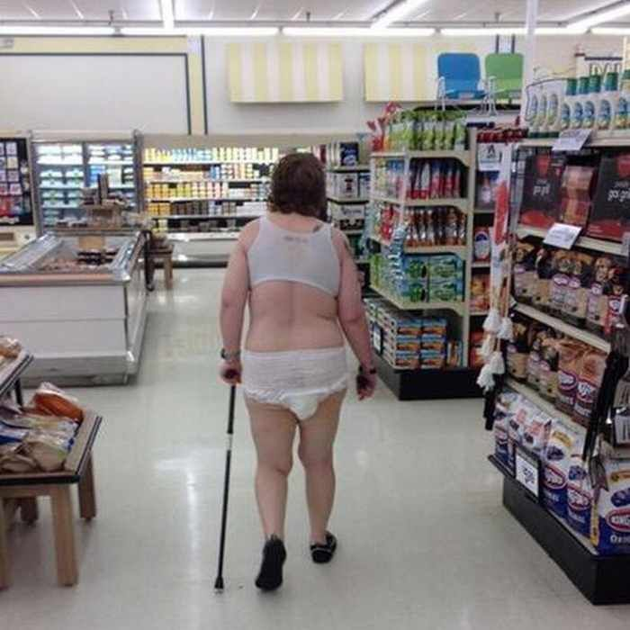Cool Most Ridiculous People Of Wal Mart  Pics Page