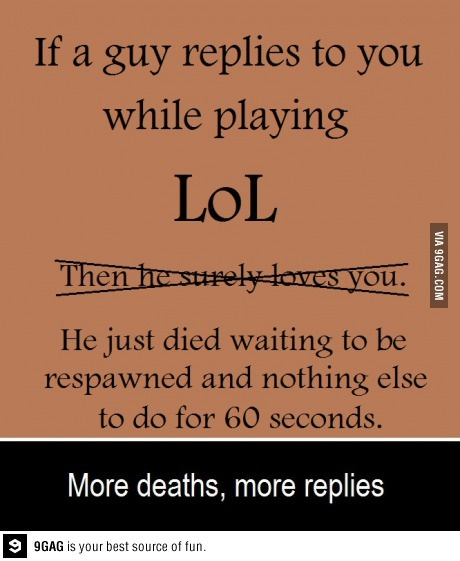 More deaths, more replies.