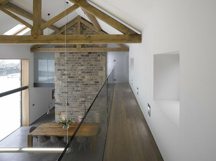 cat hill barn - Hoylandswaine, United Kingdom - 2012 - Snook Architects