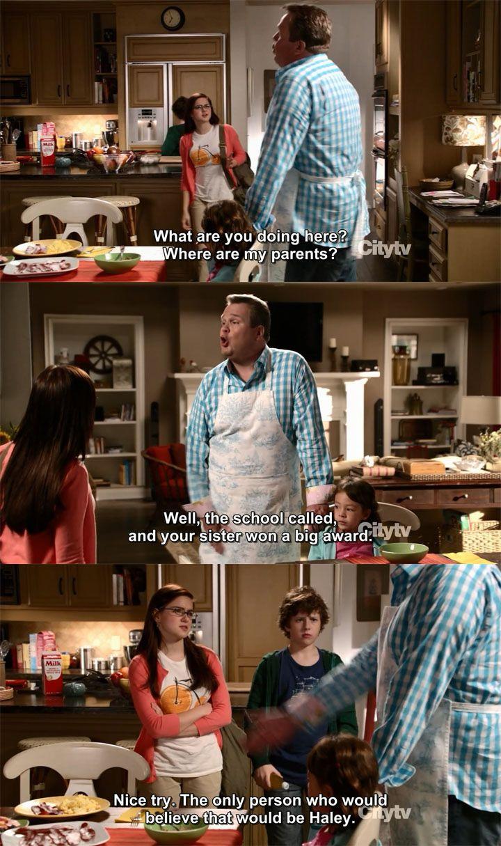 Modern Family - hahaha love it