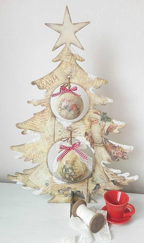 tinuszDecorArt / Netradičný vianočný stromček