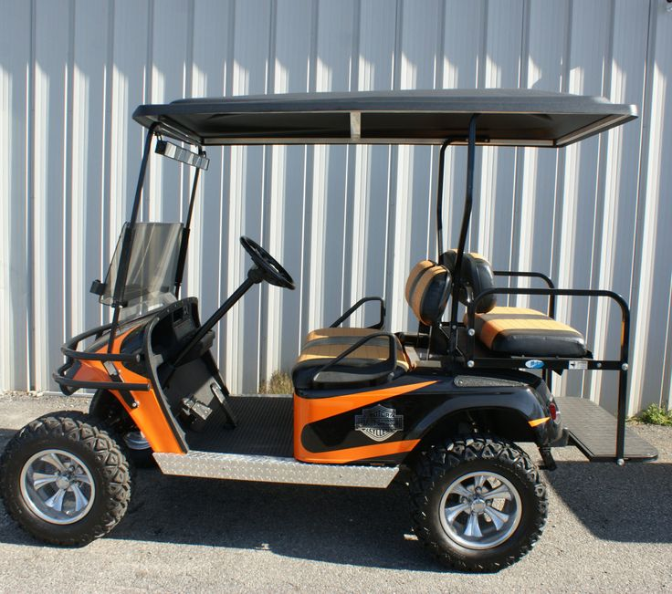 The 30 best Golf carts images on Pinterest | Custom golf carts, Atv ...